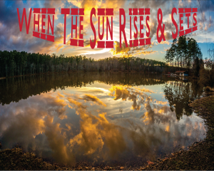 Where the Sun rises & sets Album