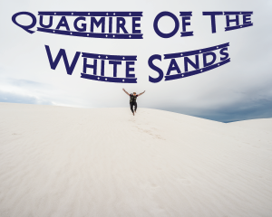 White Sands Album